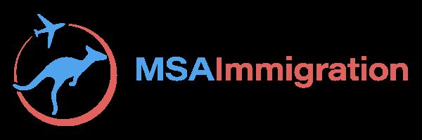 MSA Immigration Logo