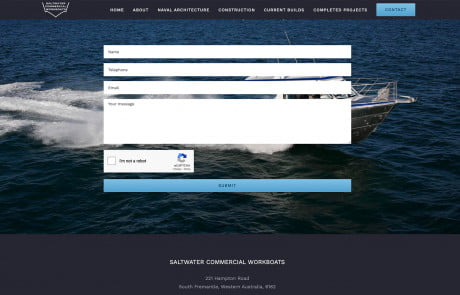 Saltwater Commercial Contact