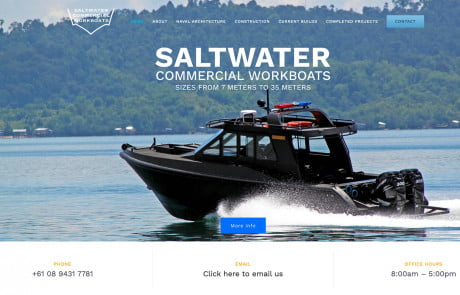 Saltwater Commercial Hom