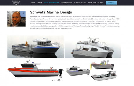 Saltwater Commercial Naval