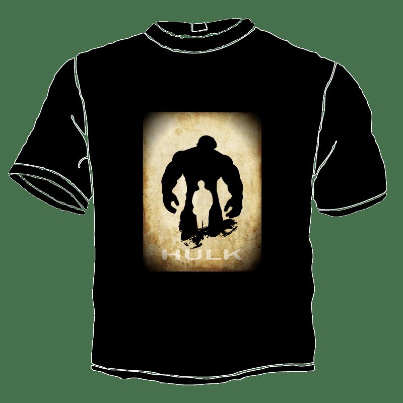 T-Shirt-Hulk