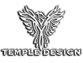 Temple Design Logo